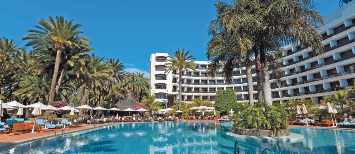 Hotel Seaside Palm Beach (5*) op Gran Canaria