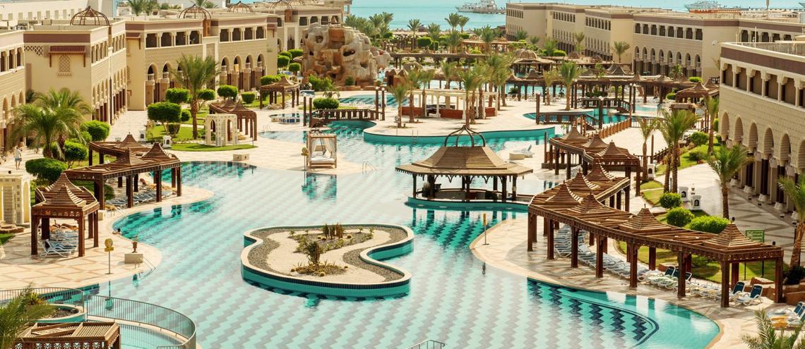 Hotel Sentido Mamlouk Palace (5*) in Hurghada