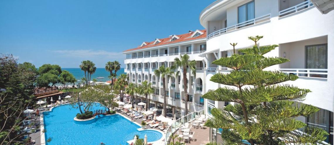 Hotel Side Star Beach (5*) in Turkije