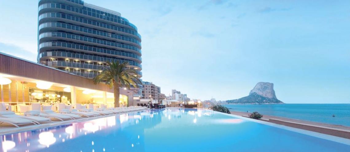 Hotel Sol y Mar (4*) in Calpe