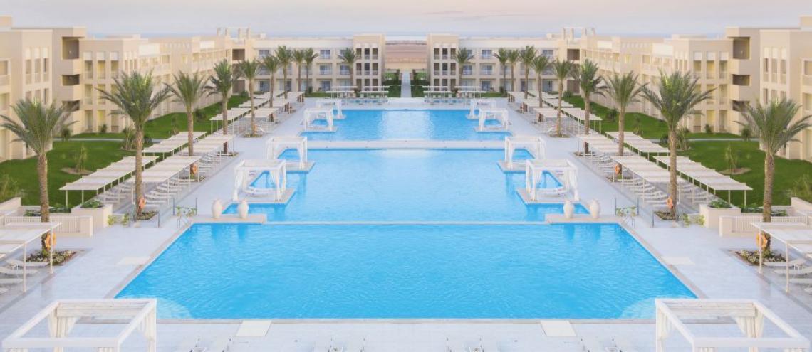 Hotel Splashworld Jaz Aquaviva (5*) in Hurghada