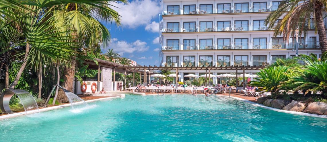 Hotel Sumus Stella (4*) in Spanje