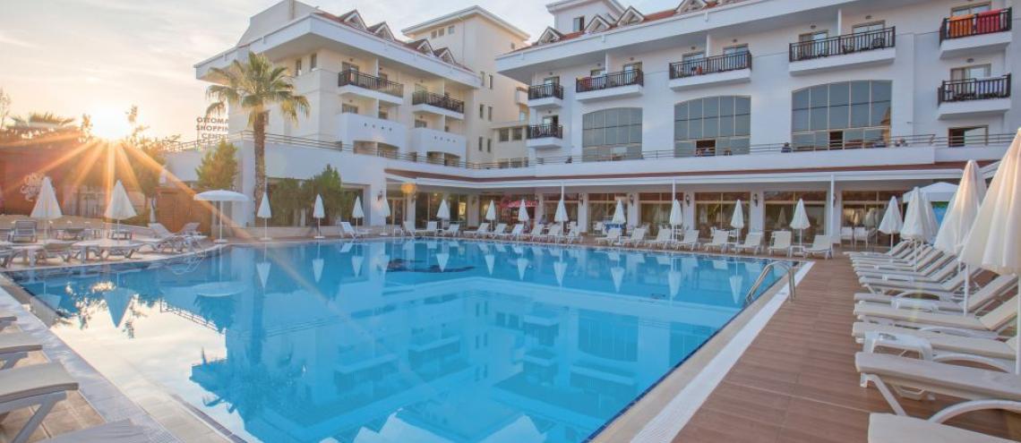 Hotel Suneoclub Side Aquamarin (4*) in Turkije