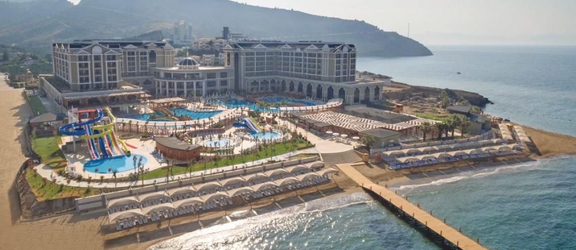 Hotel Sunis Efes Royal Palace (5*) in Kusadasi