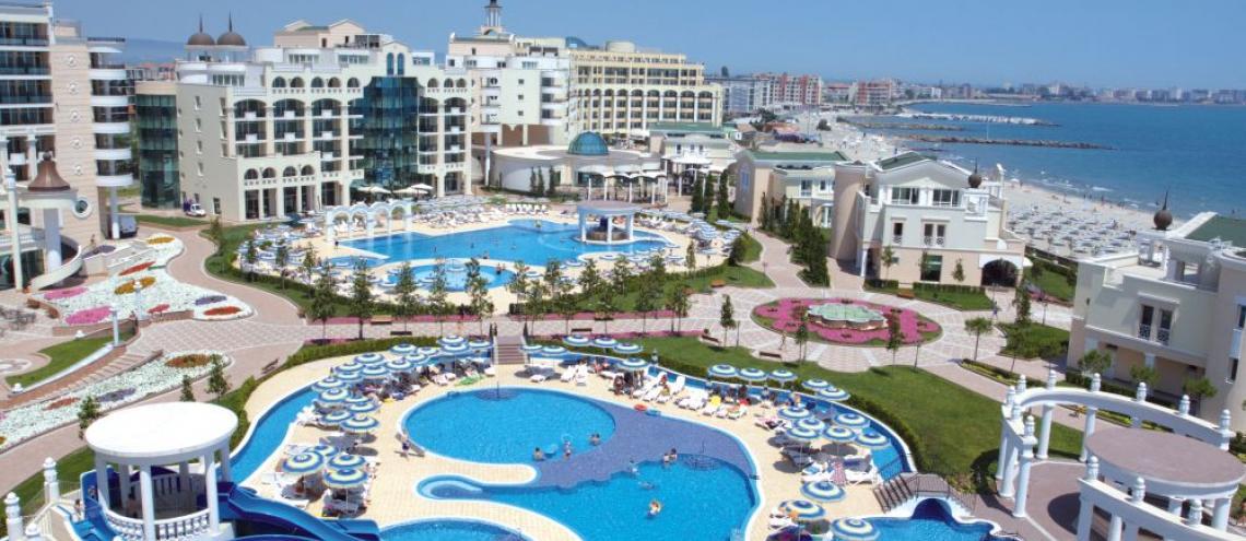 Hotel Sunset Resort (5*) in Bulgarije