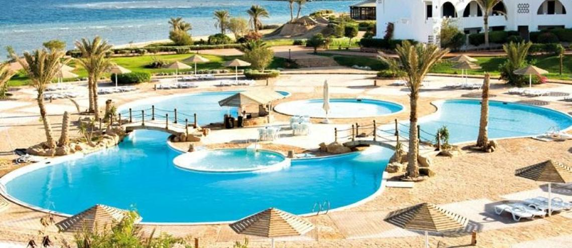 Hotel The Three Corners Equinox Beach (4*) in Egypte