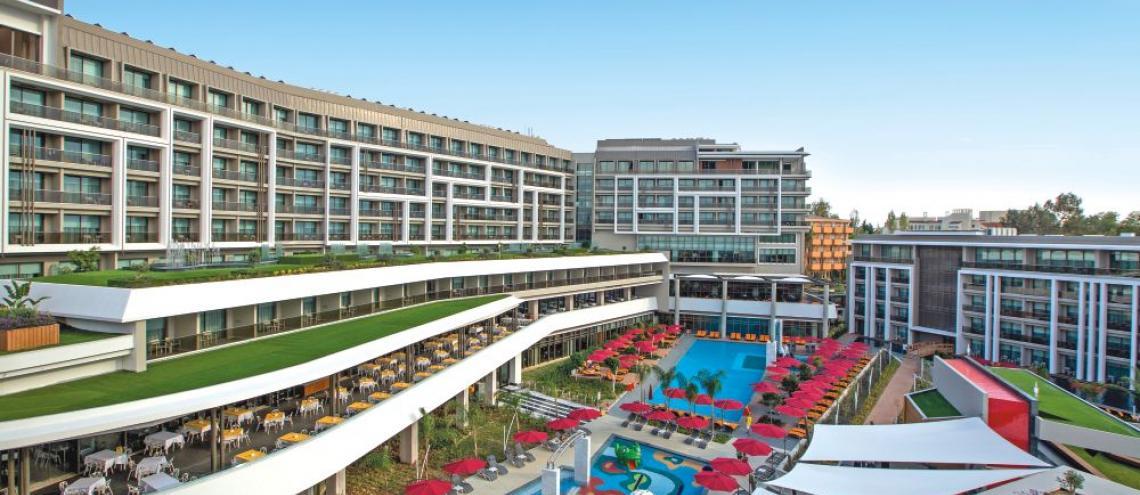 Hotel The Sense Deluxe (5*) in Antalya