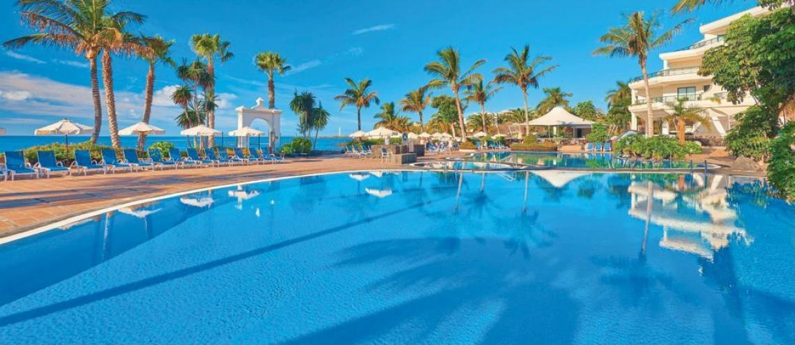 Hotel Tui Sensimar Natura Palace (4*) op Lanzarote