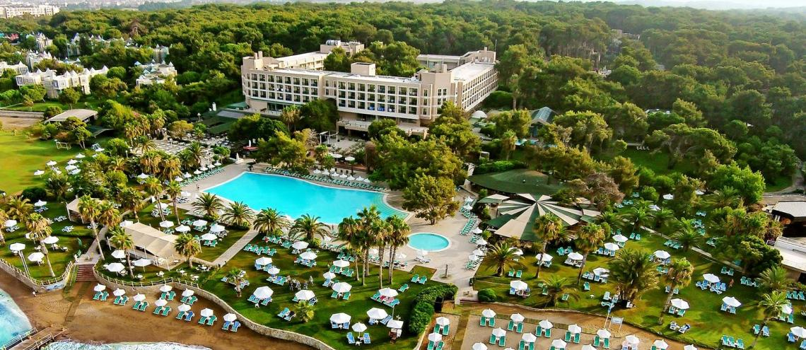 Hotel Turquoise Resort (5*) in Side