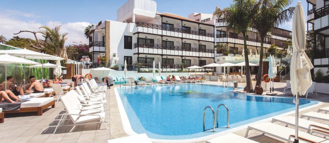 Hotel Vanilla Garden (4*) op Tenerife