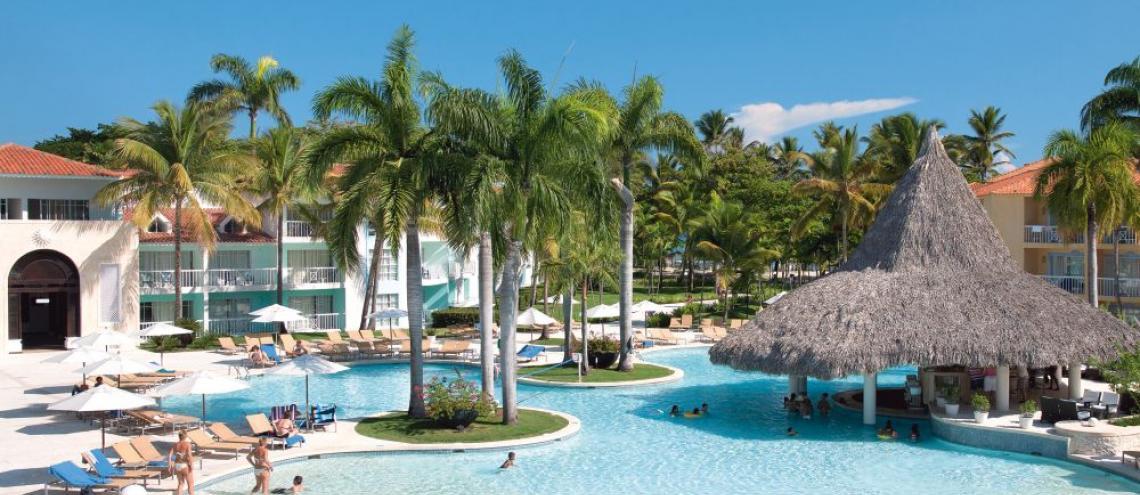 Hotel VH Gran Ventana Beach Resort (4*) op de Dominicaanse Republiek