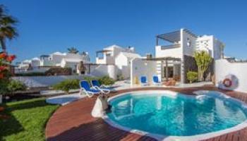 Villa's Kamezi - inclusief huurauto