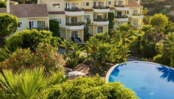 Appartementen & Villa Presa da Moura - inclusief huurauto