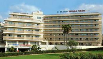 Hotel H-TOP Royal Star - zomer 2018