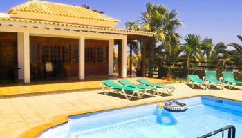 Villas Caleta Dorada - inclusief huurauto