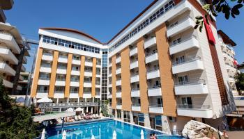 Hotel Alaiye Kleopatra - winterzon