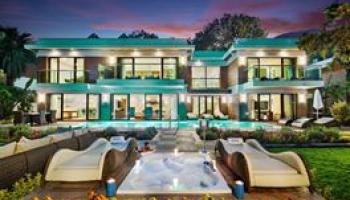 Hotel Nirvana Lagoon Villas Suites & Spa
