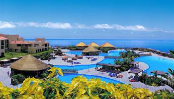 Hotel La Palma & Teneguia Princess - winterzon halfpension