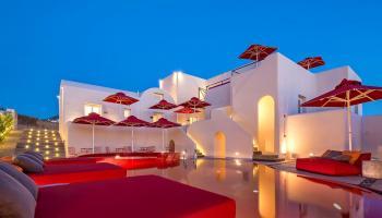 Art Hotel Santorini - adults only