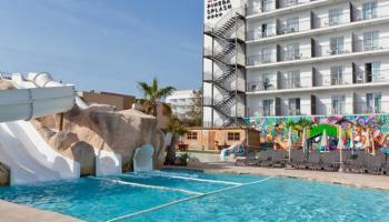 Hotel Pineda Splash