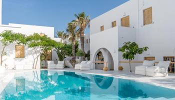 Hotel Santorini Crystal Blue Suites