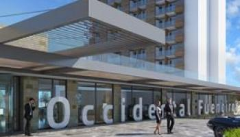 Hotel Occidental Fuengirola (voorheen Las Piramides)