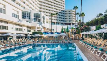 Hotel Iberostar Bouganville Playa - winterzon