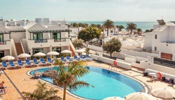 Hotel Pocillos Playa - halfpension