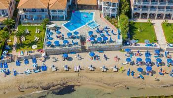 Appartementen Boletsos Beach