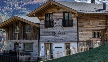 Appartement/Chalet The Peak - Zomer