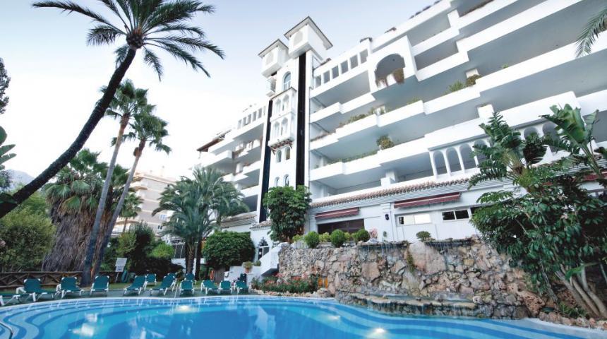 Aparthotel Monarque Sultan