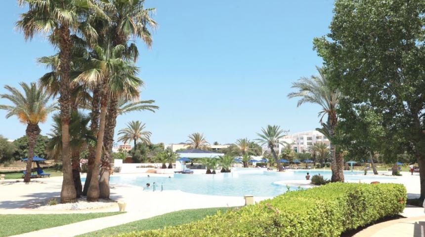 Jaz Saphir Palace & Spa Hammamet