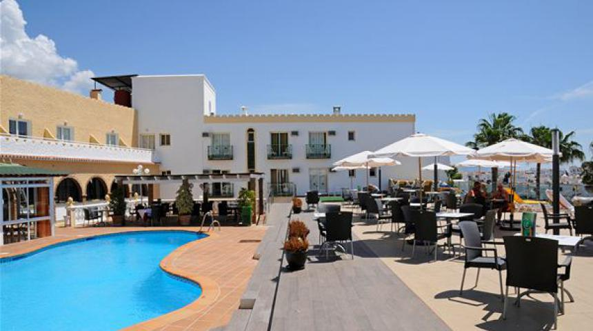 Hotel Nerja Club - winterzon