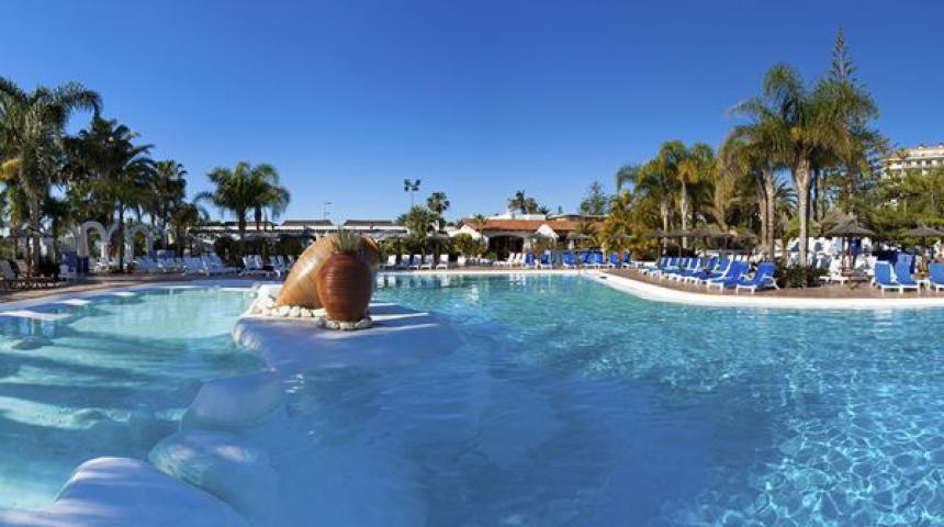 Hotel Melia Tamarindos - extra ingekocht