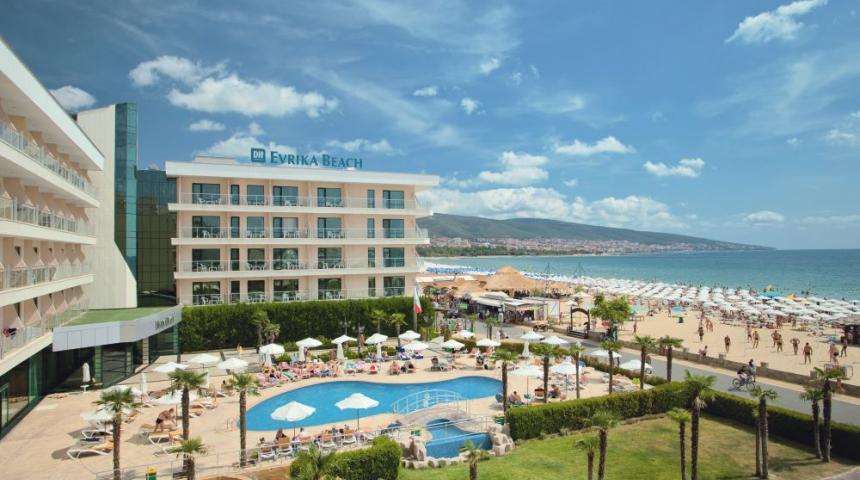 DIT Evrika Beach Clubhotel