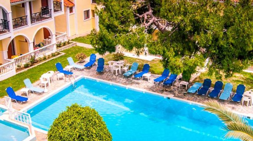 Hotel Iliessa Beach