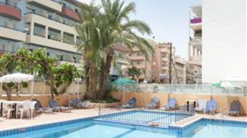 Hotel Lefkoniko Bay