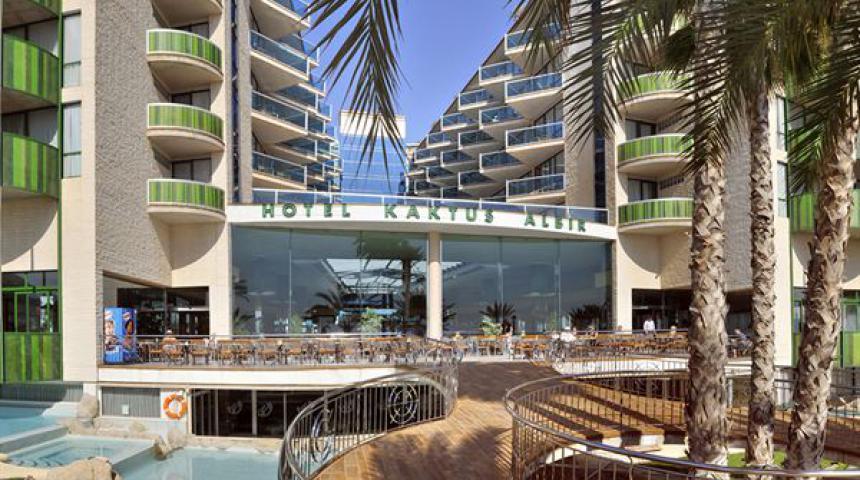Hotel Kaktus Albir - halfpension