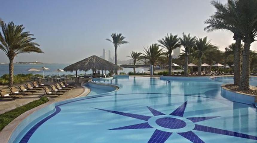 Hotel Hilton Abu Dhabi