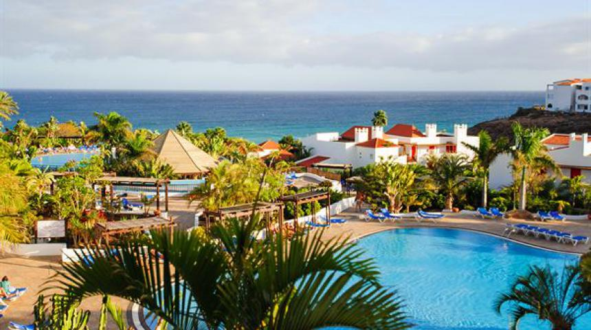 Hotel Fuerteventura Princess - halfpension