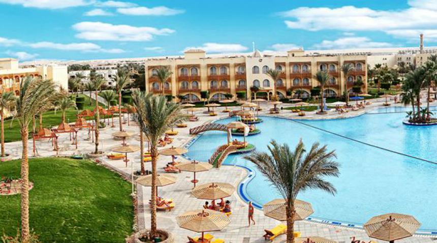 Hotel The Desert Rose Resort