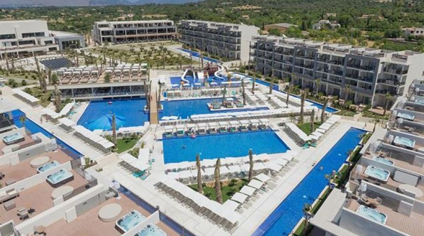 Hotel Viva Zafiro Alcudia & Spa - logies en ontbijt