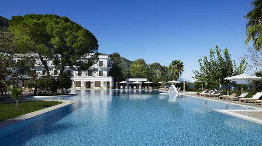 Hotel Mitsis Galini Wellness Spa - halfpension