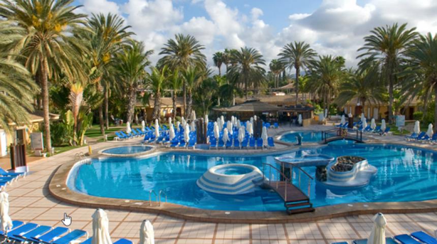 Aparthotel Suites & Villa Resort by Dunas - winterzon