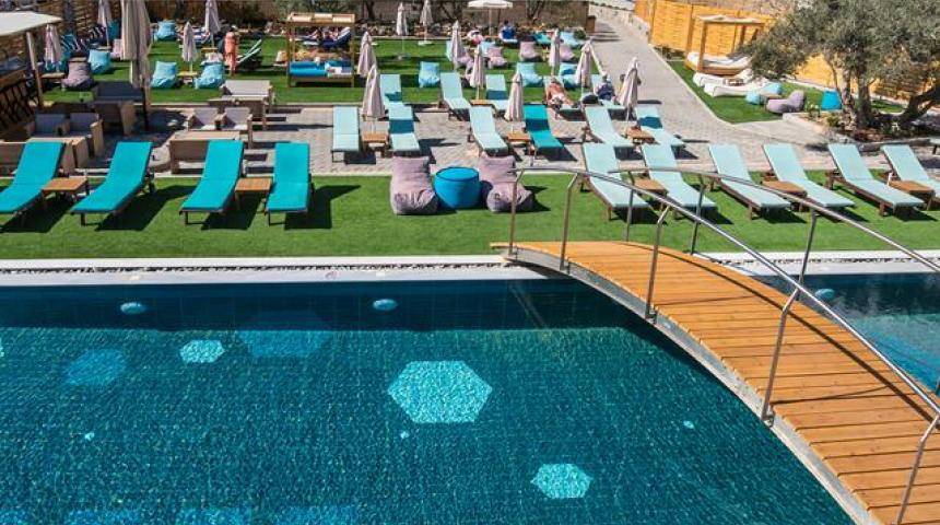 Hotel Infinity Blue Boutique & Spa