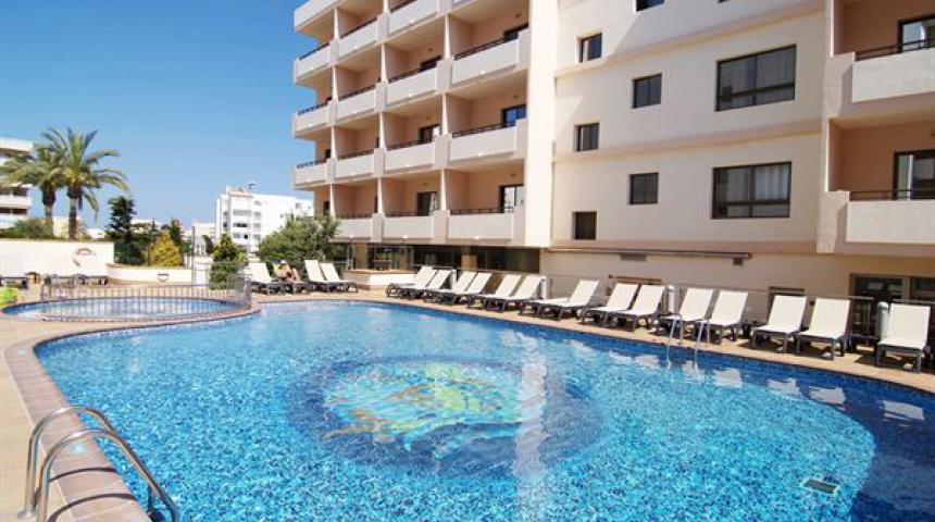 Hotel Invisa La Cala - extra ingekocht