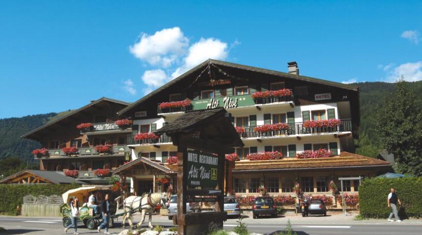 Hotel Alté Névé