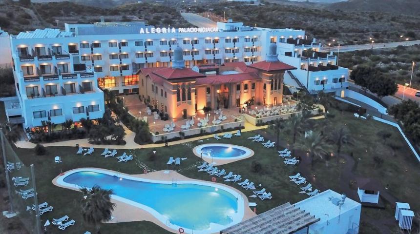 Hotel Alegría Palacio Mojacar
