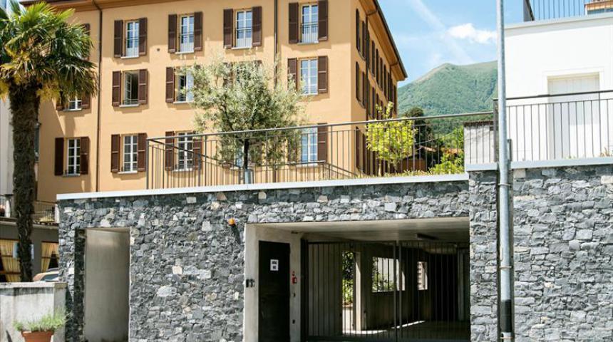Appartementen en villa´s aan het Comomeer