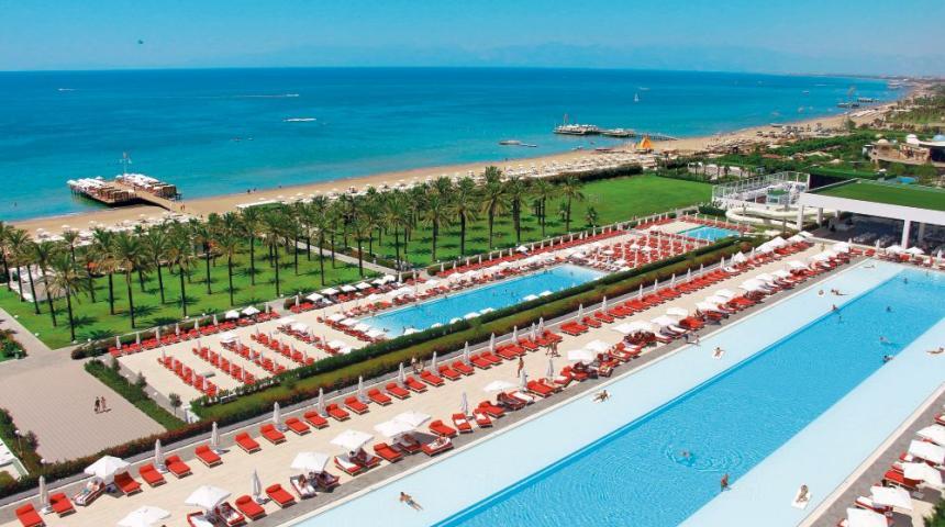 Hotel Adam & Eve (5*) in Turkije